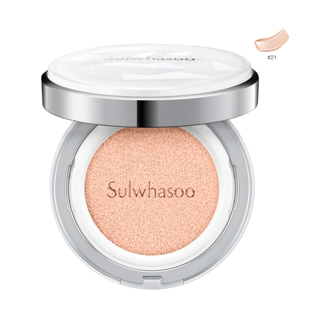 Product Detail - SULWHASOO Snowise Brightening Cushion No.21 Natural Pink - image 0