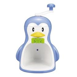日本PENGUIN'S 可愛企鵝造型小型家用手動創意刨冰機 單件入 夏日限量