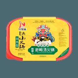 川知味 酸蘿卜老鴨湯火鍋 自熱型 415g