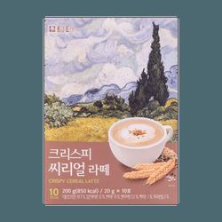 【買一贈一】韓國DAMTUH丹特 谷物拿鐵 隨身包飲品 10包入 200g