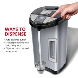 【Great Deal】USBLUEWAVE 5L 智能自動電熱水壺