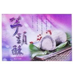 [臺灣直郵] 臺灣躉泰食品 芋頭酥300g/6枚入