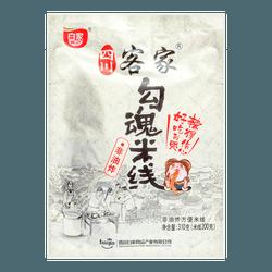 白家陳記 四川客家 非油炸 勾魂米線 310g
