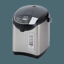 日本TIGER虎牌 微電腦智能節能保溫電熱水壺 3L PDU-A30U 日本制造