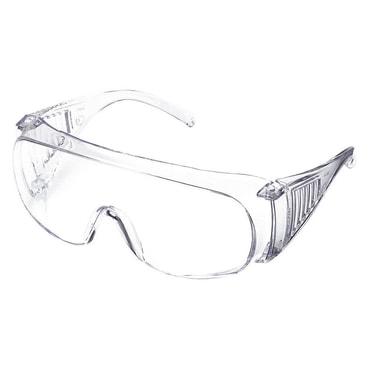 JULONG 防飛塵防霧護眼非醫用透明護目鏡隔離眼鏡 1副