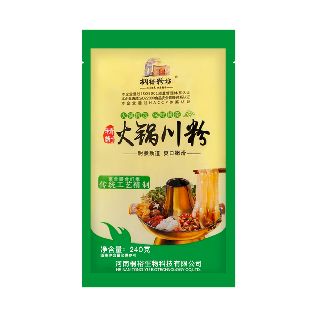 Product Detail - TONGYUFENFANG Sweet Potato Starch Vermicelli 240g - image 0