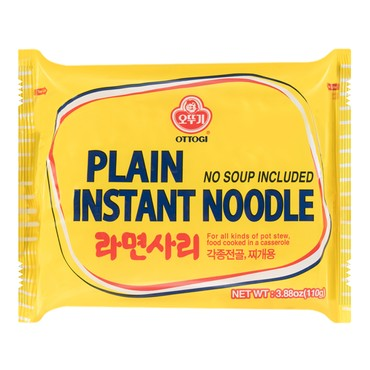 韓國OTTOGI不倒翁 萬能拉面餅 110g 韓國部隊鍋必備拉面