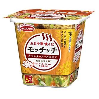 【日本直邮】ACECOOK五目蔬菜中华蚝油炒面 120g