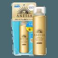 日本SHISEIDO資生堂 ANESSA安耐曬 金瓶防曬噴霧 SPF50+ PA++++ 60g