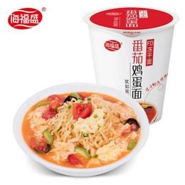 海福盛 凍干番茄雞蛋面 70g 凍干面 即食方便