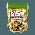 日本NISSIN日清 谷物脆水果麥片 宇治抹茶風味 早餐即食代餐 500g