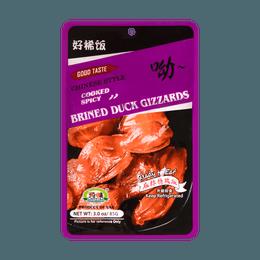 純味 麻辣鴨胗 85g