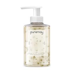Puremay 純植物溫和潔膚沐浴啫喱 #滿天星 400ml