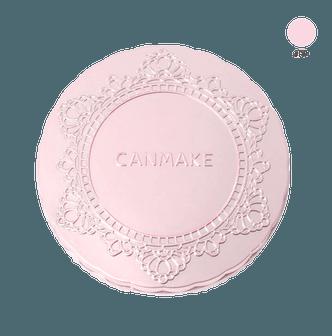 日本CANMAKE井田 棉花糖透明感粉饼 #PP淡粉色 SPF30 PA++ 10g