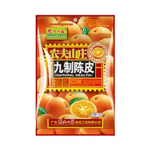农夫山庄 绿色生态精选九制陈皮 108g