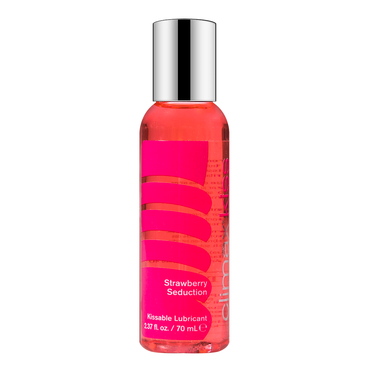 Adult toy TOPCO SALES CLIMAX Kiss Strawberry Seduction Kissable Lubricant 70ml