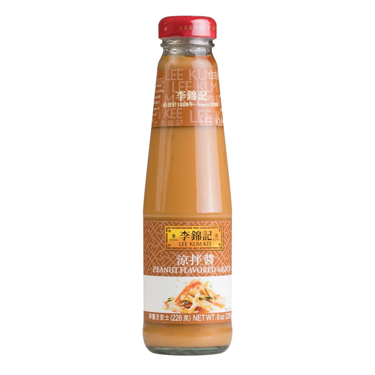 香港李锦记 凉拌酱 226g