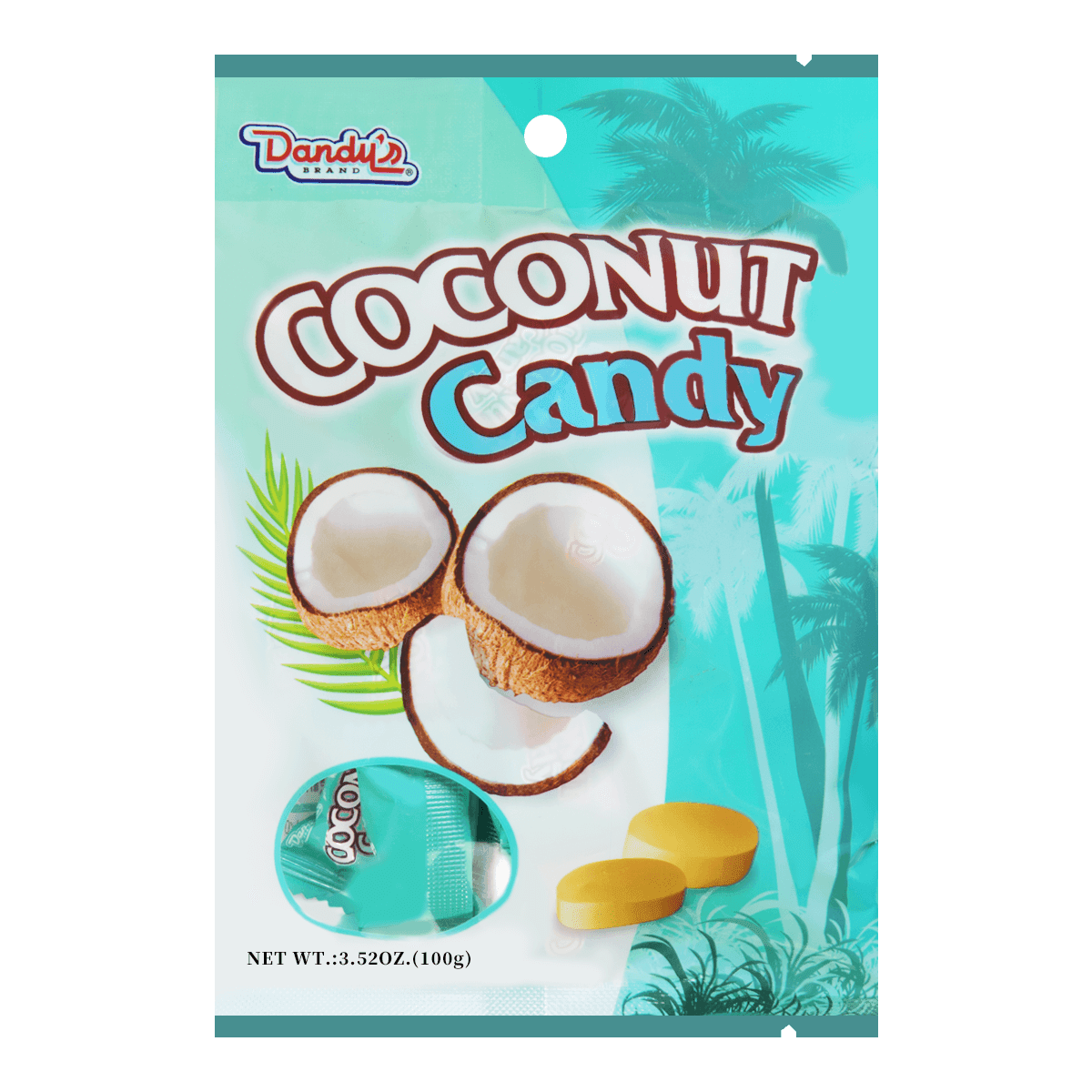DANDY Coconut Candy 100g