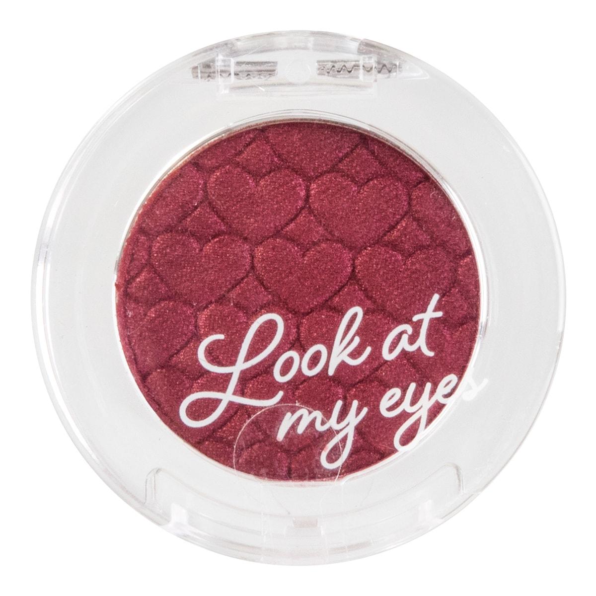 ETUDE HOUSE Look At My Eyes Eyeshadow RD302 Burgundy 1pc