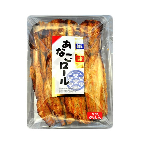 CHINMI Spicy Roasted Sea Eel 65g