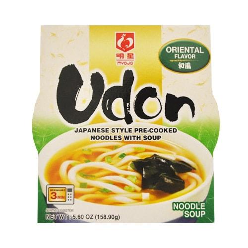 MYOJO Instant Udon -Oriental Flavor 158.9g
