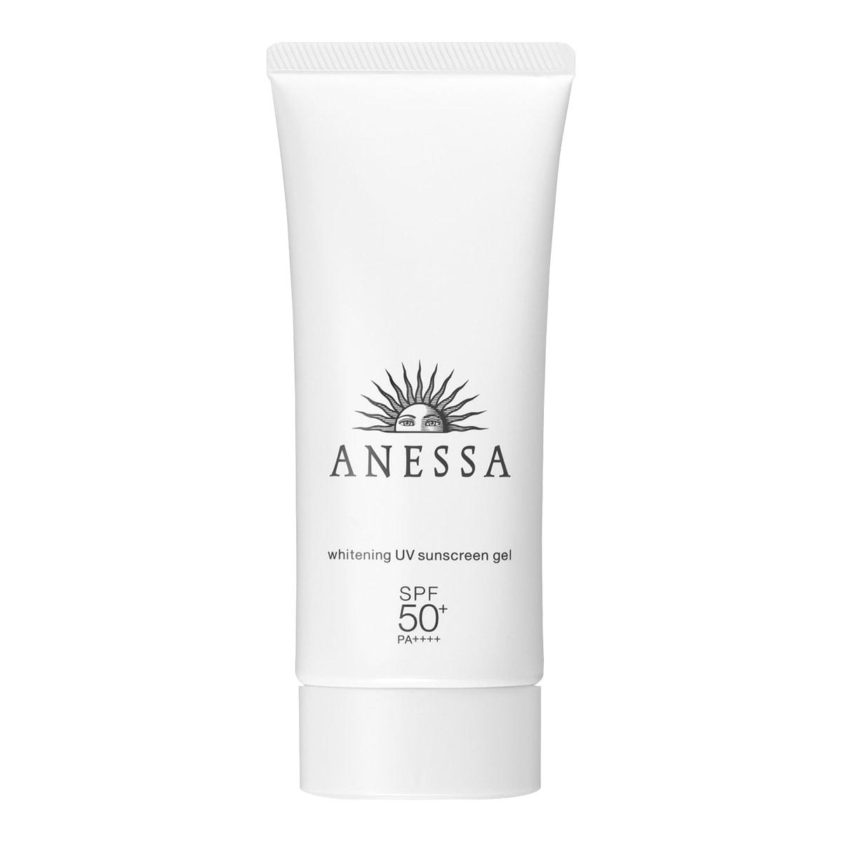 SHISEIDO ANESSA Whitening UV Sunscreen Gel SPF50+ PA++++ 90g