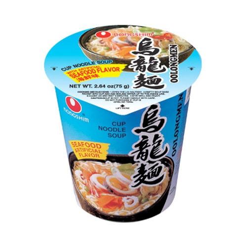NONGSHIM Cup Noodle Soup -Seafood Flavor 75g