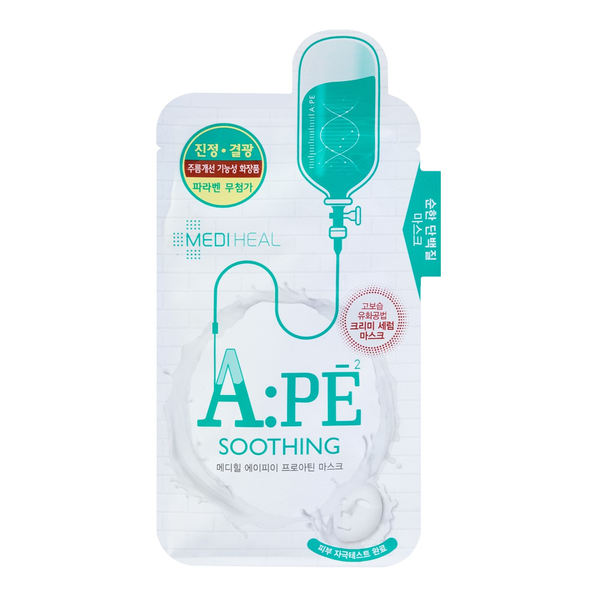 MEDIHEAL A:PE Soothing Face Mask 1sheet