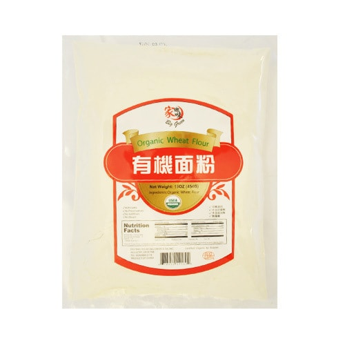 BIG GREEN  Organic Wheat Flour 454g