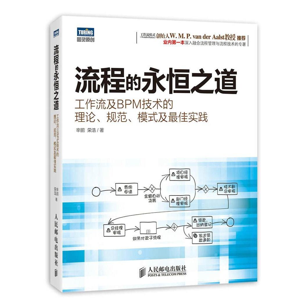 图灵原创·流程的永恒之道:工作流及BPM技术的理论、规范、模式及最佳实践