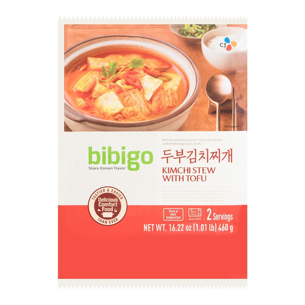 CJ Kimchi Stew with Tofu 460g