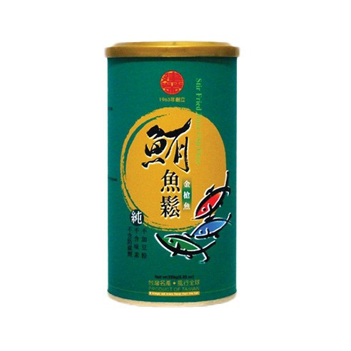 CHIEN JUNG FOODS Stir Fried Tuna Fish Floss 250g