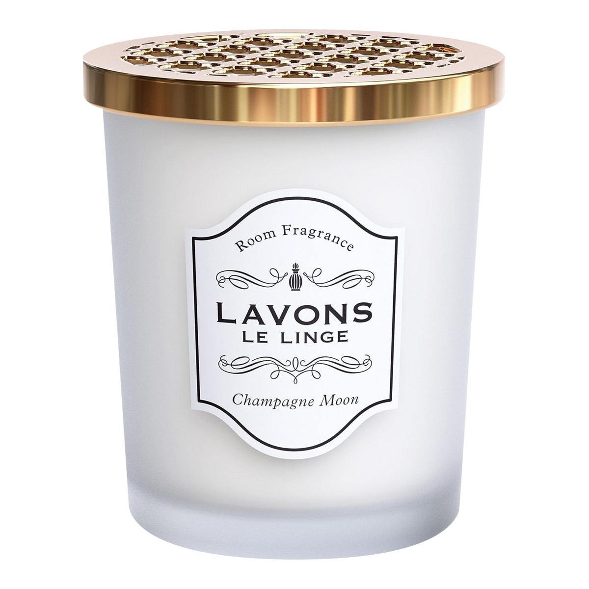 LAVONS LE LINGE Premium Room Aroma Fragrance Gel Deodorizer Champagne Moon 150g