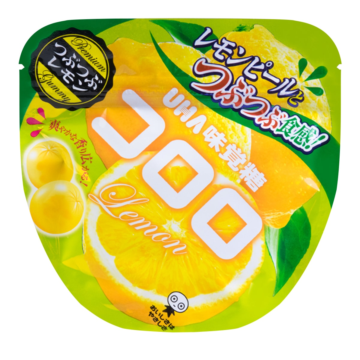 UHA Taste Sugar Lemon 40g