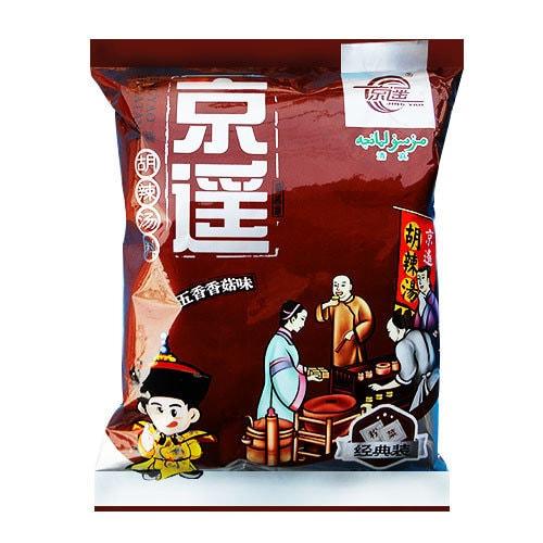 JINGYAO FOOD HU LA TANG Pepper Spicy Soup Mushroom Flavor 249g