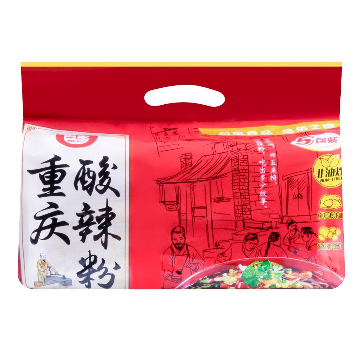 BAIJIA Sour Spicy Instant Noodle 425g