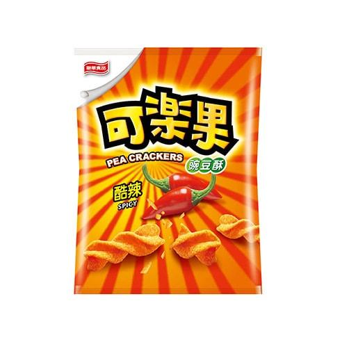 LIANHWA KO-LA-KOU Pea Crackers Spicy Flavor 57g