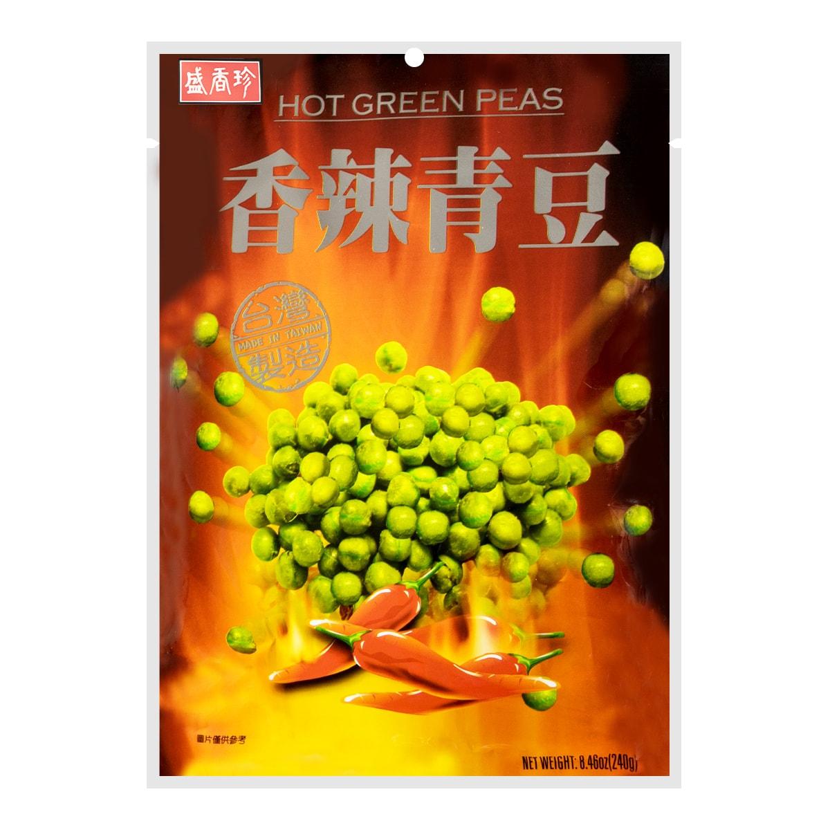 台湾盛香珍  香辣青豆  240g