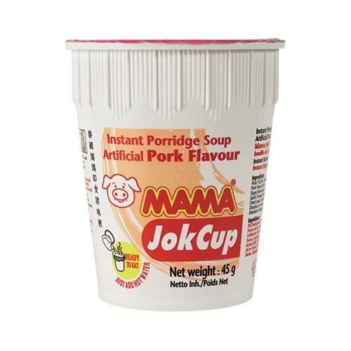 泰国MAMA妈妈 即食粥 猪肉味 杯装 45g