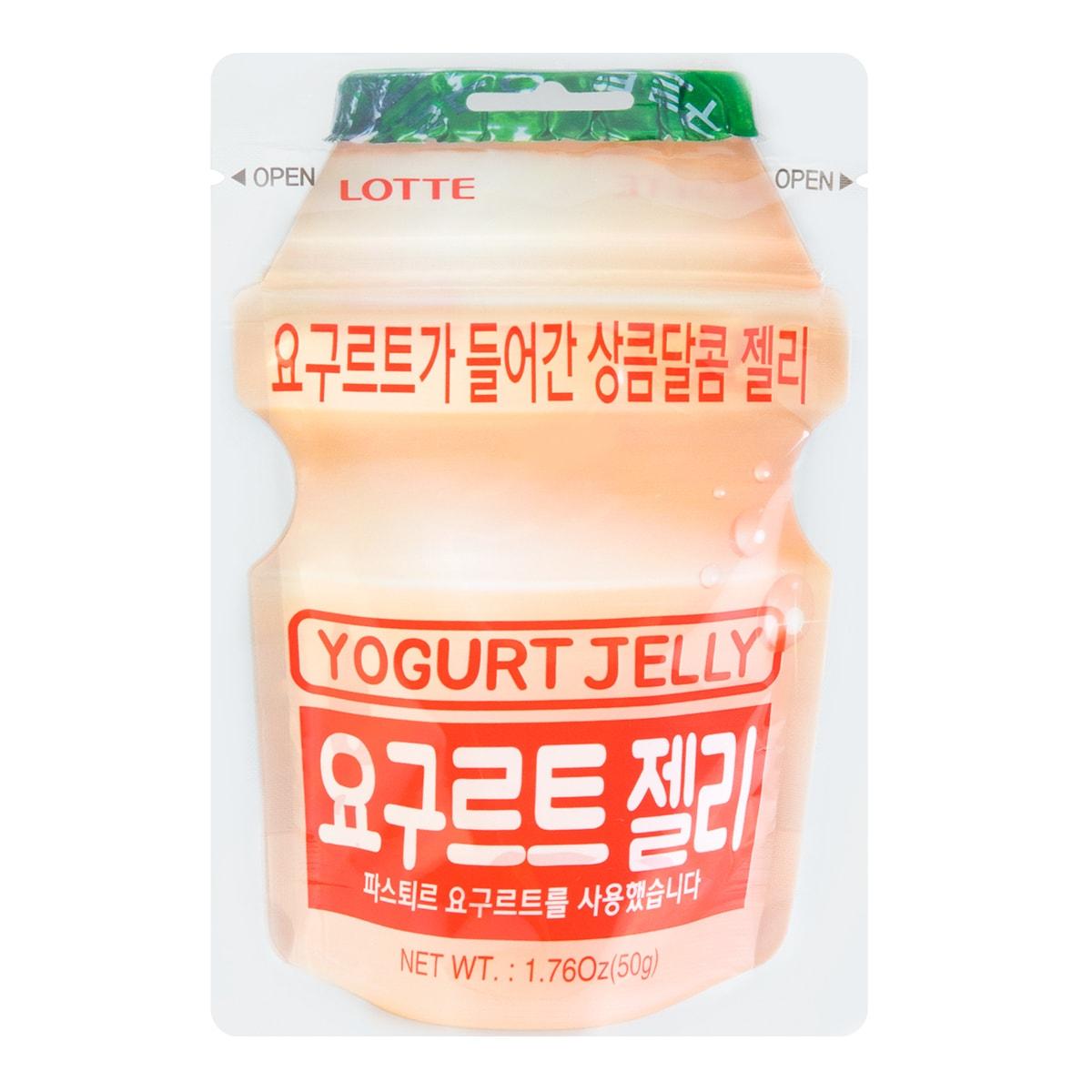 LOTTE Yogurt Jelly 50g