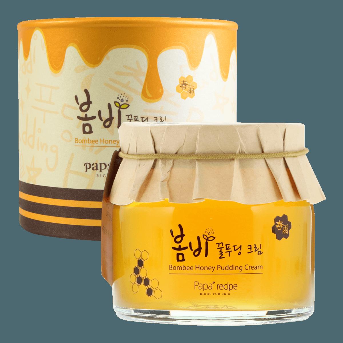 PAPA RECIPE Bombee Honey Pudding Cream 135ml