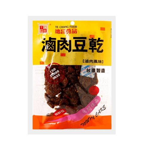 台湾德昌食品 卤肉豆干 115g