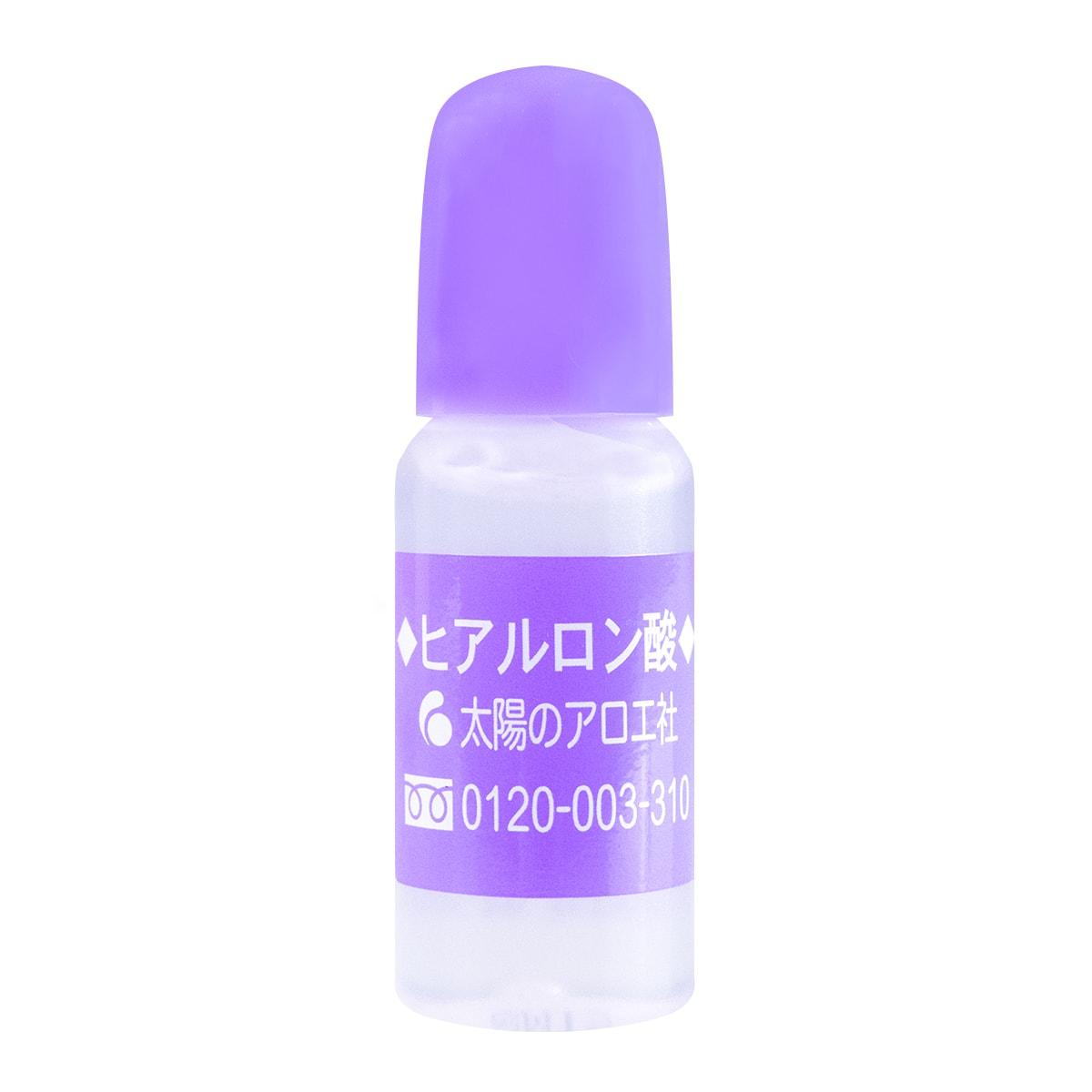 日本太阳社 玻尿酸透明质酸保湿补水原液 10ml
