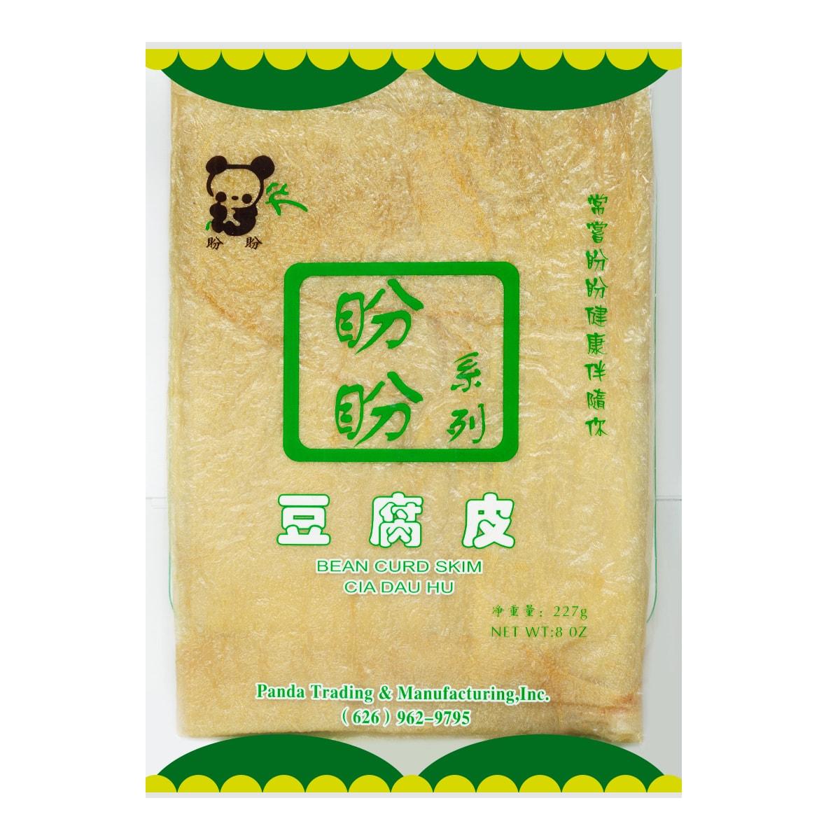 盼盼牌 优质豆腐皮 227g