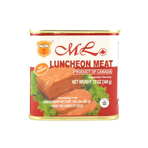 MALING Luncheon Meat 340g