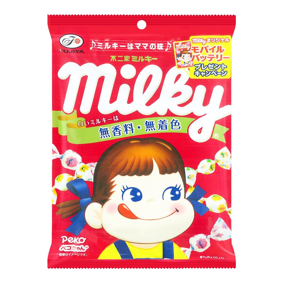 日本FUJIYA不二家 北海道香浓牛奶糖 120g