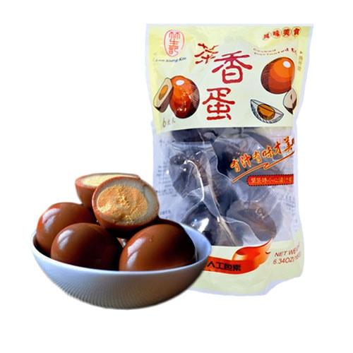 台湾林生记 茶香蛋 6枚入