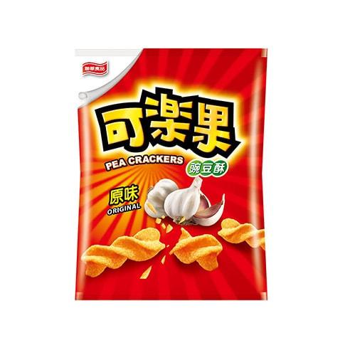 LIANHWA KO-LA-KOU Pea Crackers Original Flavor 57g
