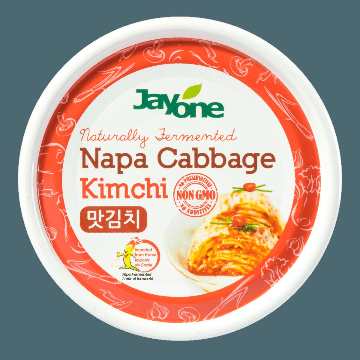 韩国JAYONE 卷心泡菜 罐装 160g