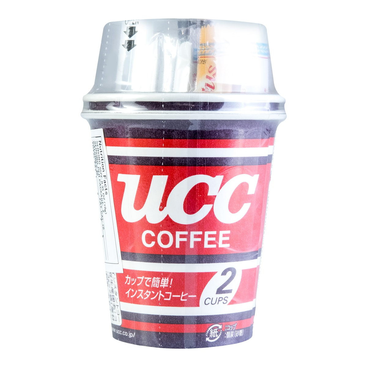 【Clearance】UCC Cup Coffee Instant Coffee 2P 20g
